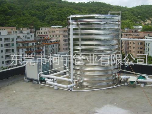 医院热水工程PPR保温热水管案例