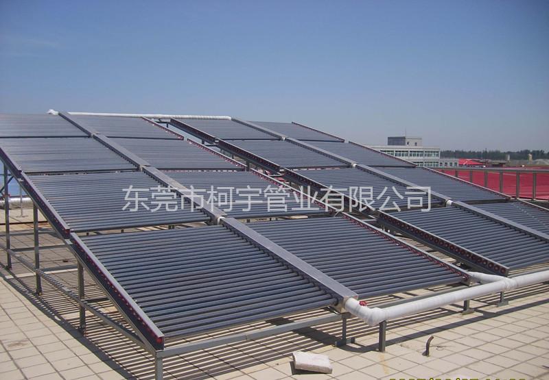 太阳能热水工程PPR保温管案例