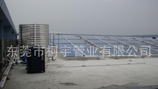 酒店热水工程PPR保温发泡管案例