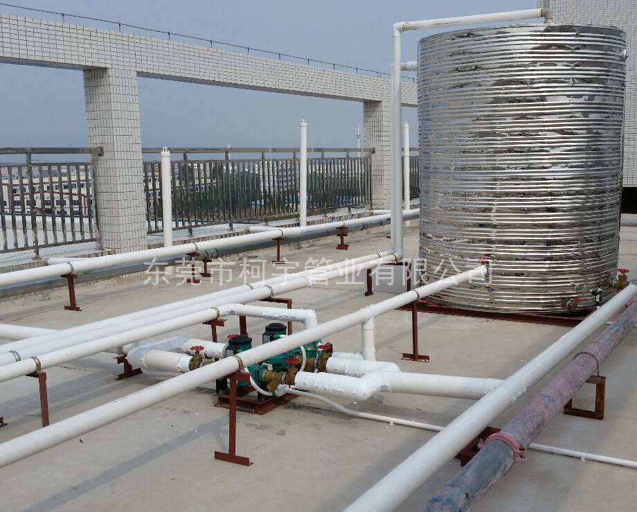 学校热水保温工程专用PPR聚氨酯保温管