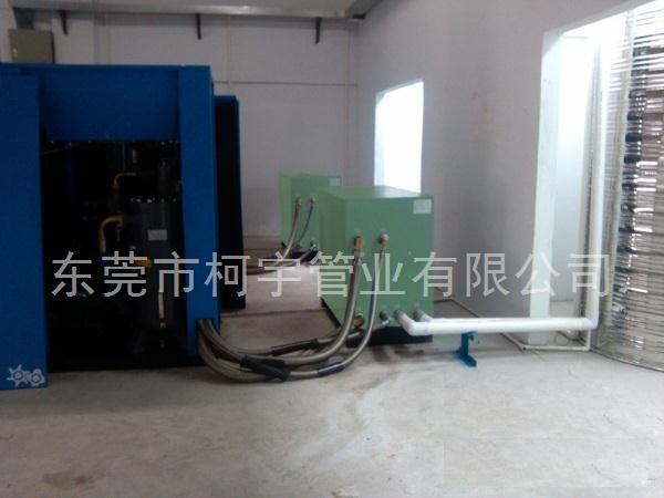 空压机余热回收热水保温管